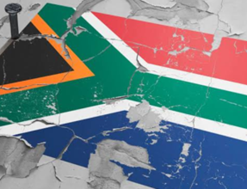 If SA were a business, we'd have axed those at the top