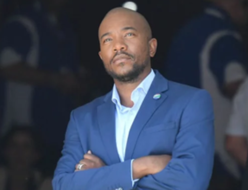 Markus, Maimane, and the sinister rite of passage